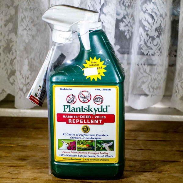 Plantskyd liquid