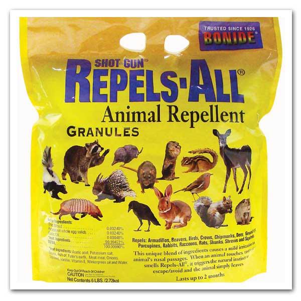 Repels-All Animal Repellent