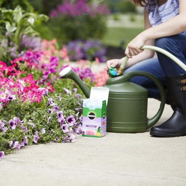 Bloom Booster Liquid Fertilizer Miracle Gro Concentrate