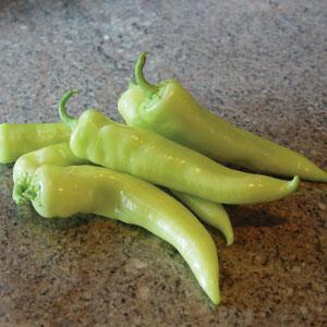 Sweet Pepper Banana - Organic