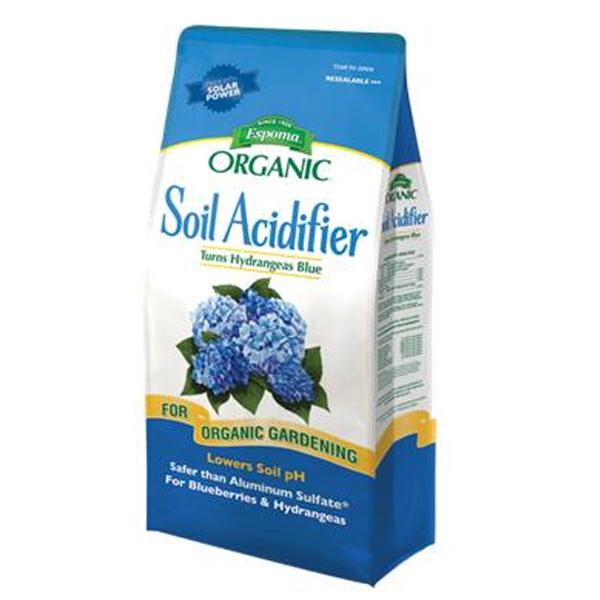 Soil Acifidier Organic Espoma