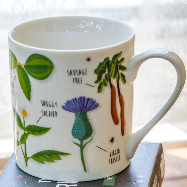 Mug The Ridiculously Rude Plants Mug
