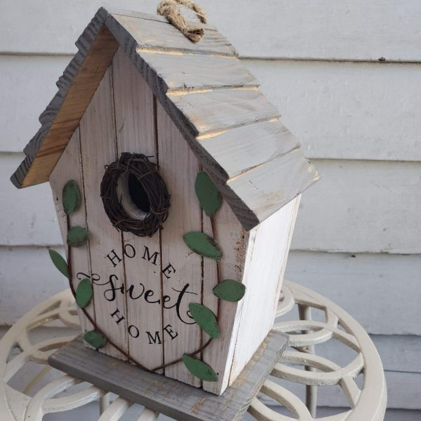 Birdhouse Home Sweet Home