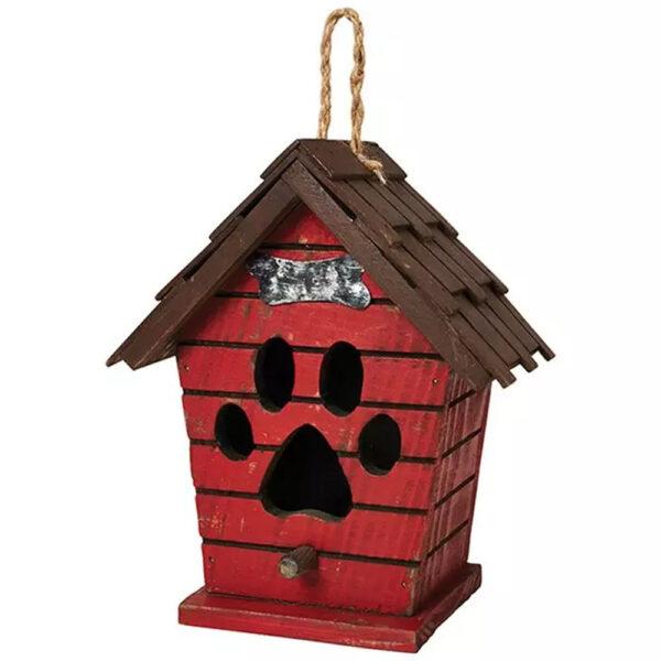 Birdhouse Dog House