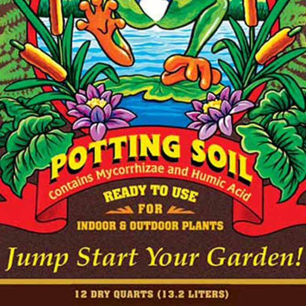 Potting Soil Fox Farm Happy Frog