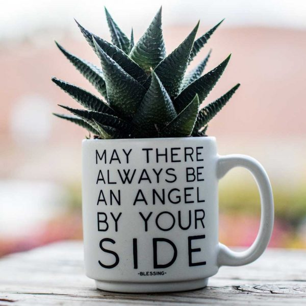 Mug Mini Espresso Angel Quotable Mug