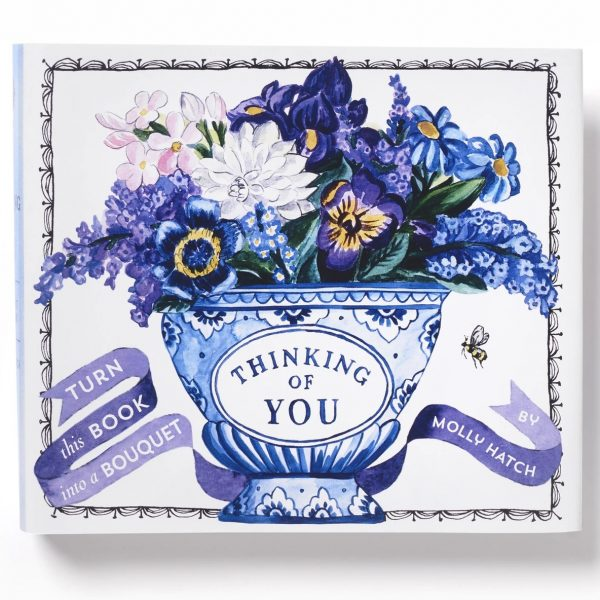 Thinking of You Bouquet Book