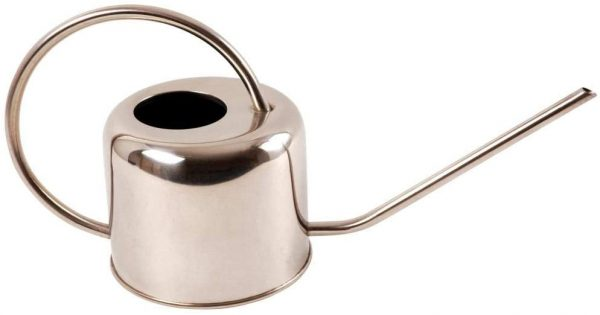 Watering Can Stainless Steel 2