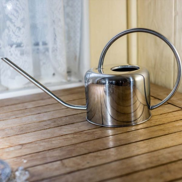 Watering Can Stainless Steel