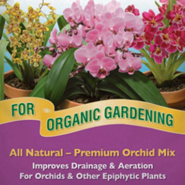 Potting Soil Orchid, Bromeliads and Other Epiphytes Premium Organic Mix