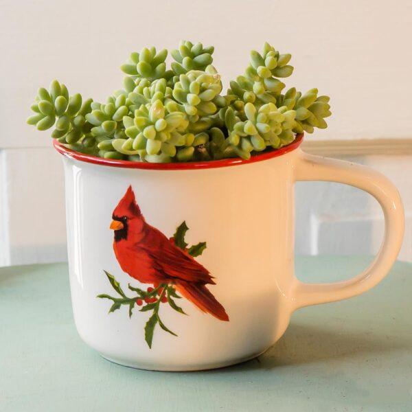 Mug – Ceramic with Cardinal