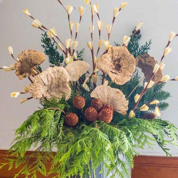 Stem – Palm Lili Flower Branches 6 Stems