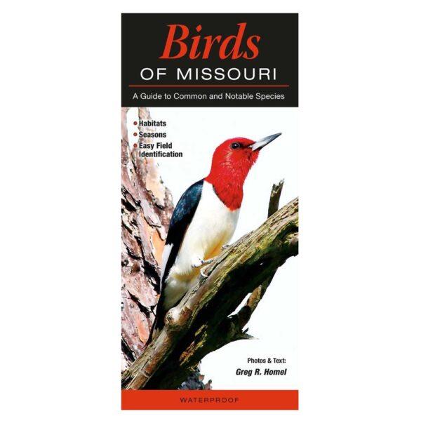 Field Guide Birds of Missouri St Louis garden shop Sugar Creek Gardens