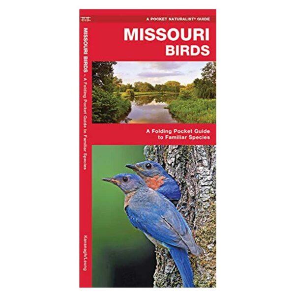 Field Guide Missouri Birds St Louis garden shop Sugar Creek Gardens