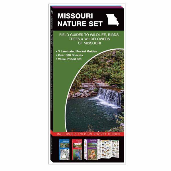Field Guide Missouri Nature Set st louis plant shop sugar creek gardens