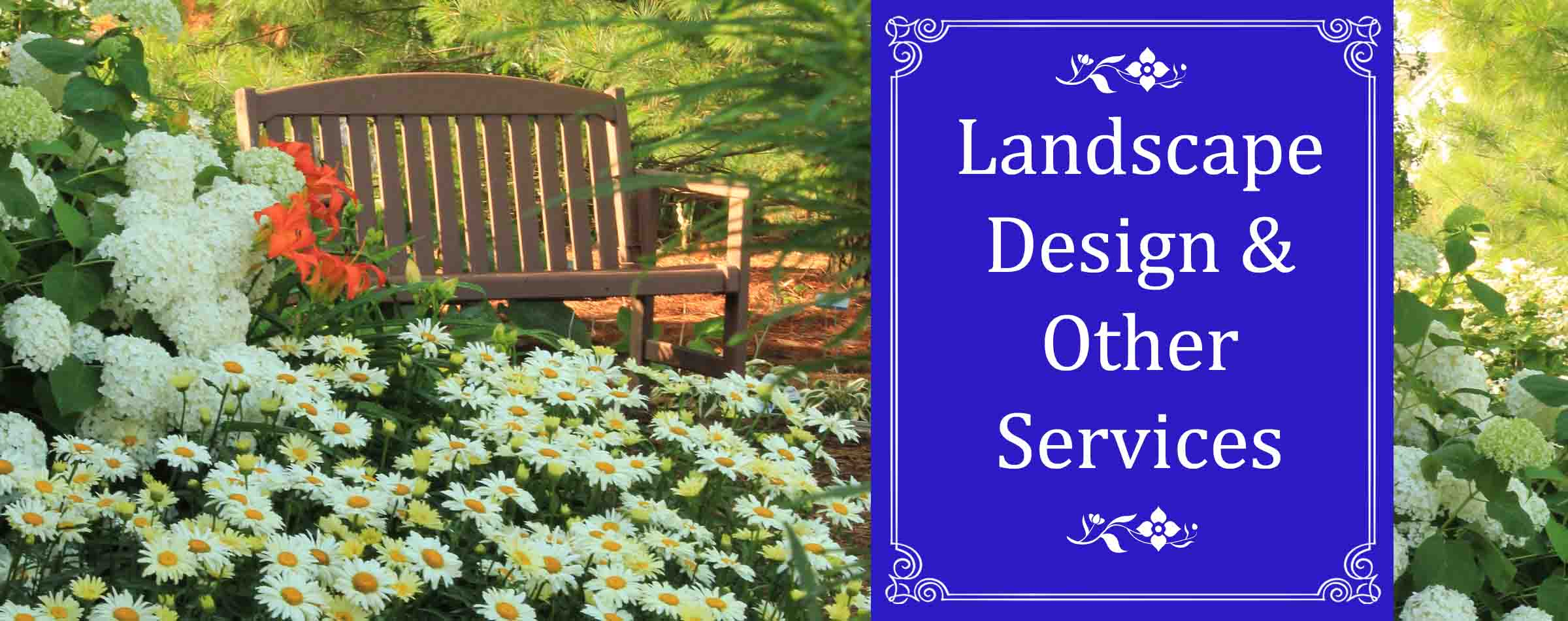 Landscape Design at St Louis Plant Nursery