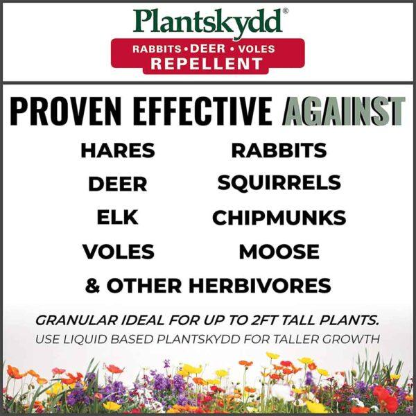 Plantskydd Animal Repellent 3.5 lb Shaker Jug